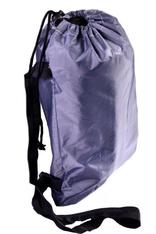 Nafukovací vak Lazy bag jednovrstvý - tmavě modrý