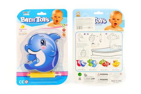 Delfín do vody