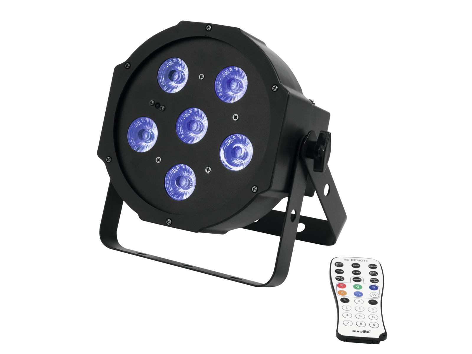 Eurolite LED SLS-603 TCL + UV Floor reflektor