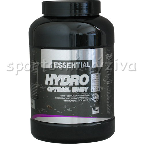 Essential Optimal Hydro Whey - 2250g-cokolada