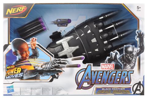 Avengers Údery hrdinů Black Panther