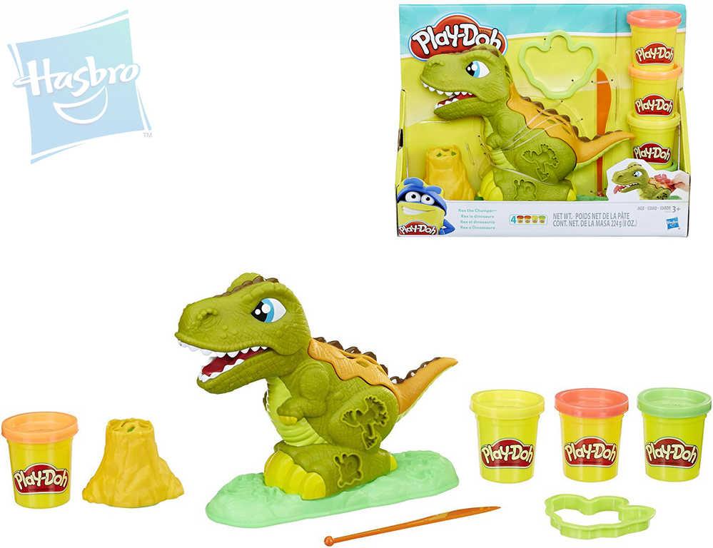 HASBRO PLAY-DOH Dinosaurus Rex kreativní set s modelínou a doplňky