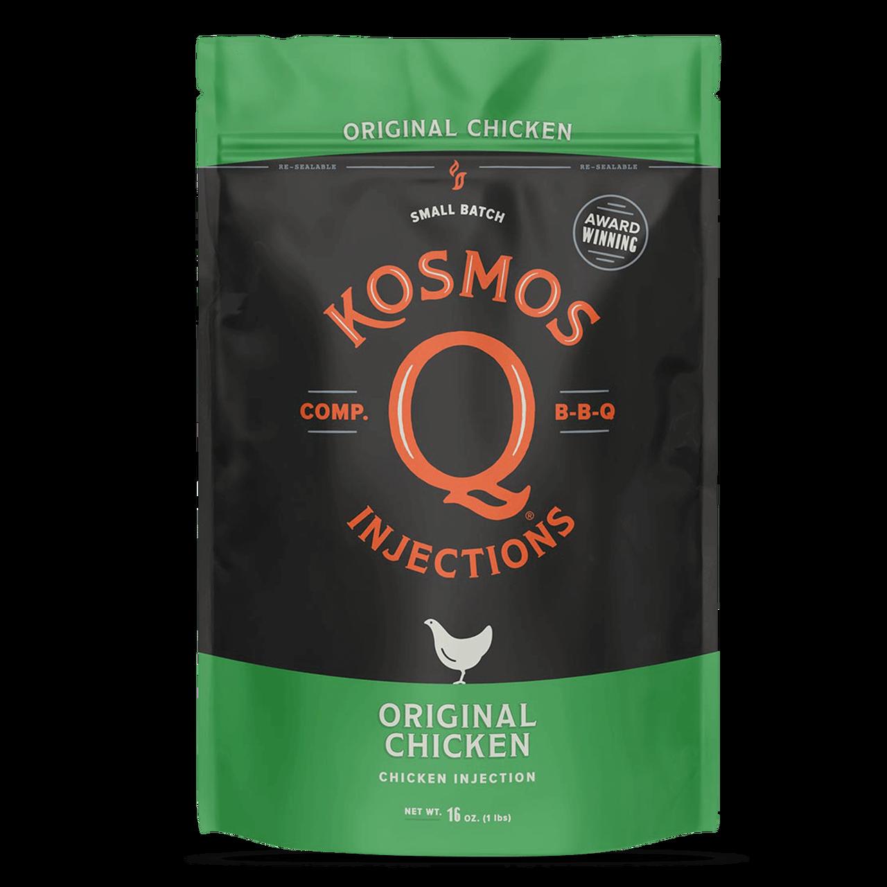 Kosmo´s Q Original Chicken Injection, 453g