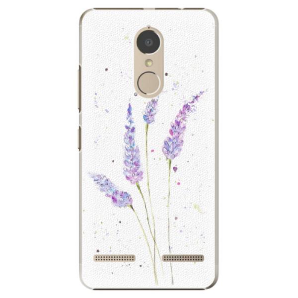 Plastové pouzdro iSaprio - Lavender - Lenovo K6