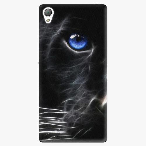 Plastový kryt iSaprio - Black Puma - Sony Xperia Z3