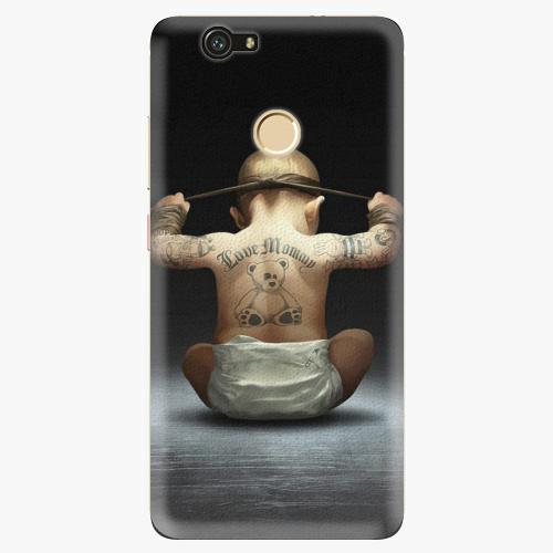 Plastový kryt iSaprio - Crazy Baby - Huawei Nova