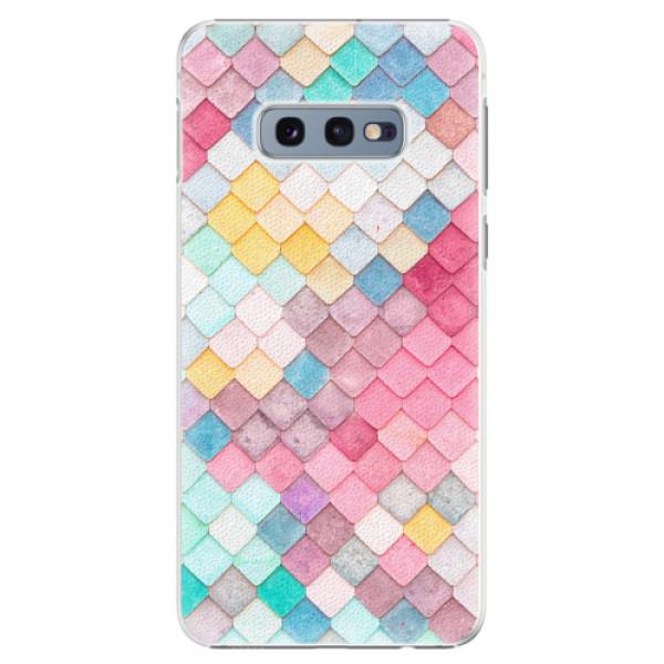 Plastové pouzdro iSaprio - Roof - Samsung Galaxy S10e