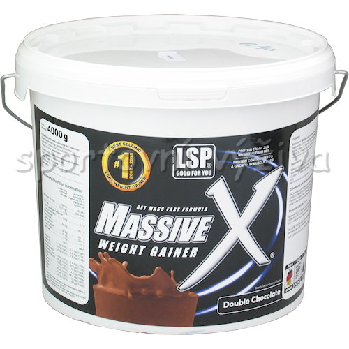 Massive X weightgainer - 4000g-coffee-caramel