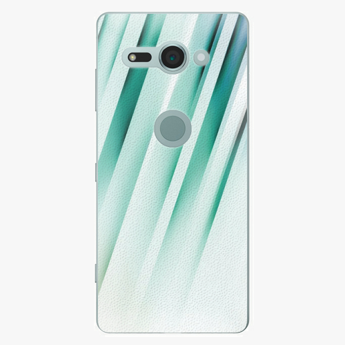 Plastový kryt iSaprio - Stripes of Glass - Sony Xperia XZ2 Compact