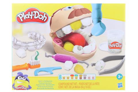Play-doh Zubař drill ´n fill