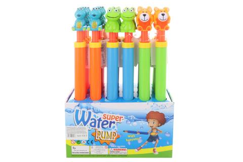 Vodní pumpa se zvířátky