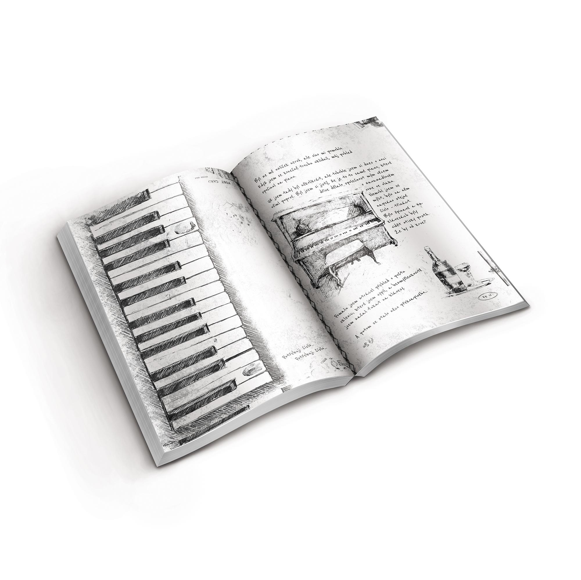 Kniha EXIT - Lodní deník 1907
