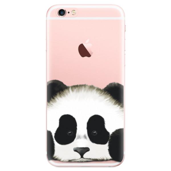 Odolné silikonové pouzdro iSaprio - Sad Panda - iPhone 6 Plus/6S Plus