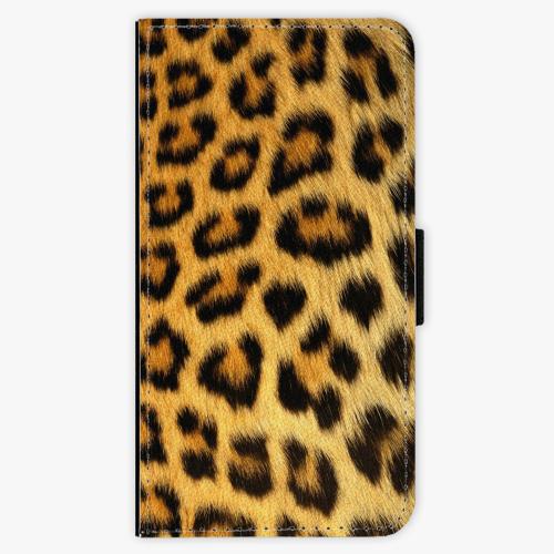 Flipové pouzdro iSaprio - Jaguar Skin - Lenovo Moto G5