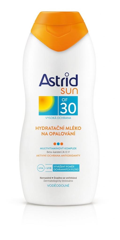 Sun OF30 hydratační mléko na opalování 200 ml