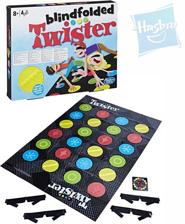 HASBRO Hra party Twister naslepo *SPOLEČENSKÉ HRY*