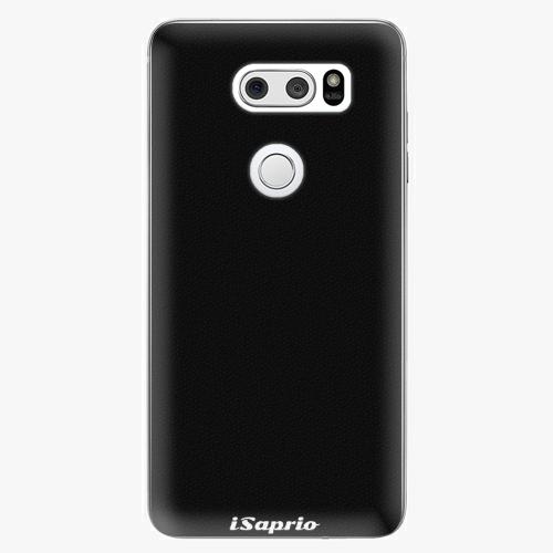 Plastový kryt iSaprio - 4Pure - černý - LG V30