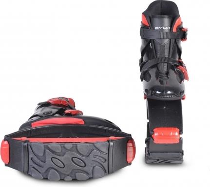 Moni Skákací boty, vel. M (33 - 35), černé
