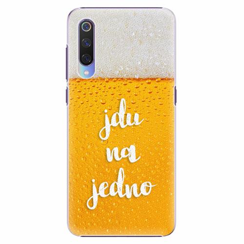 Plastový kryt iSaprio - Jdu na jedno - Xiaomi Mi 9