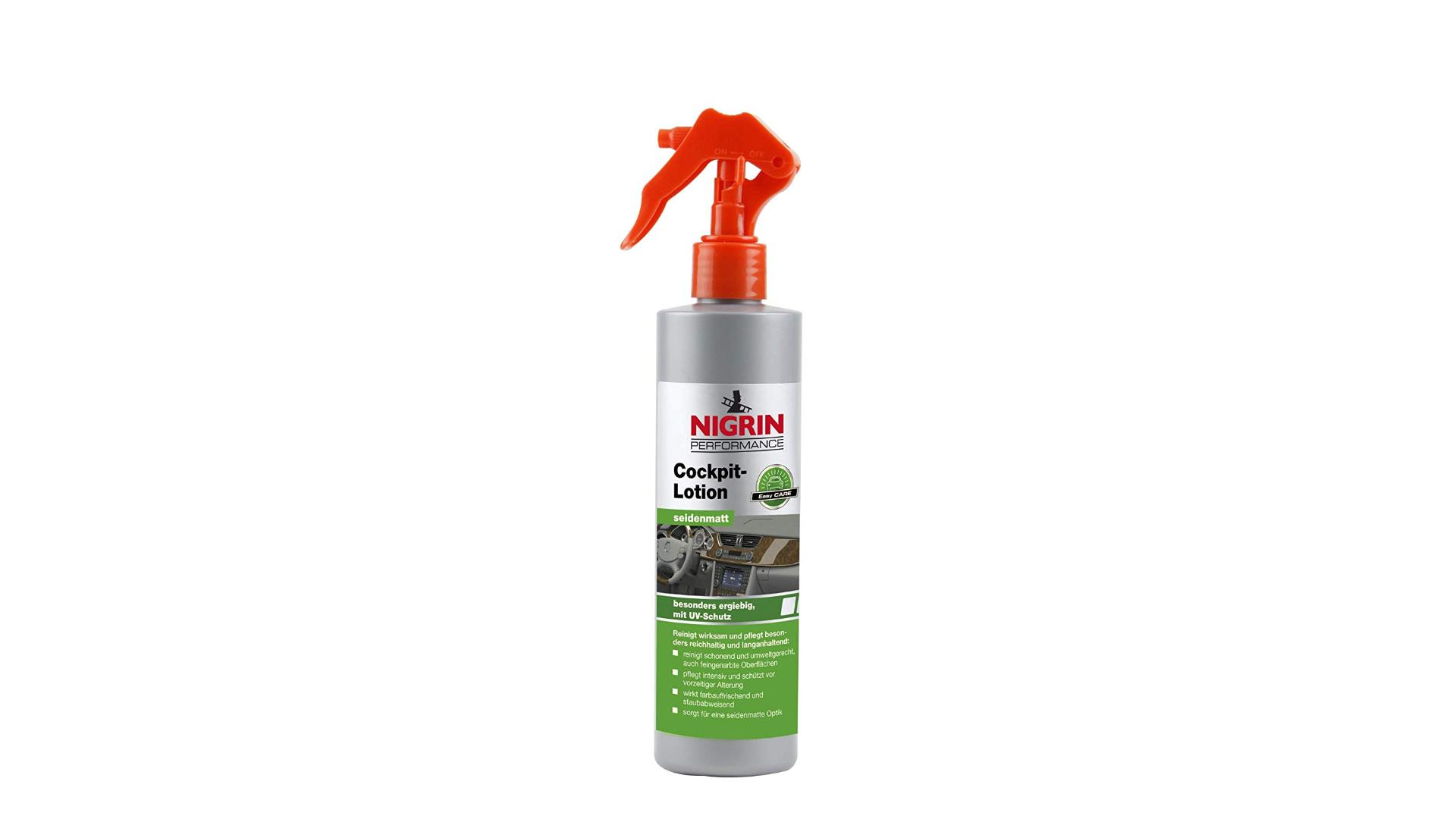 NIGRIN Cockpit Emulsion 300ml