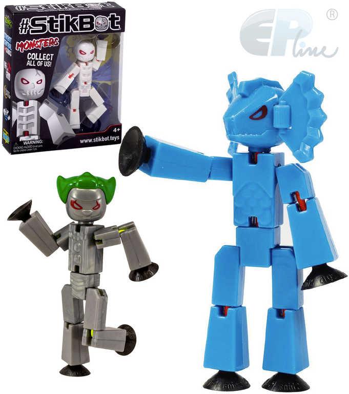 EP Line Stikbot Monsters akční figurka v krabičce plast - 8 druhů