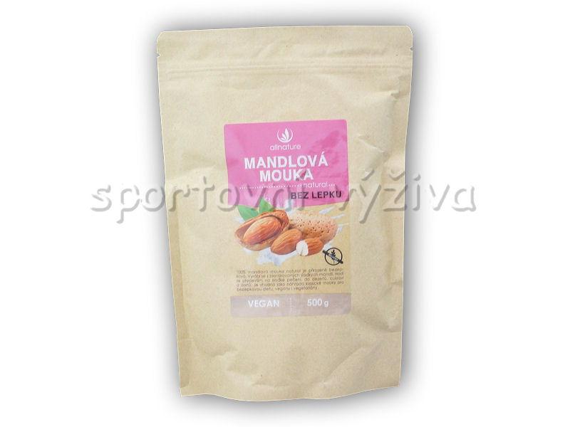 Mandlová mouka natural 500g