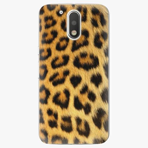 Plastový kryt iSaprio - Jaguar Skin - Lenovo Moto G4 / G4 Plus