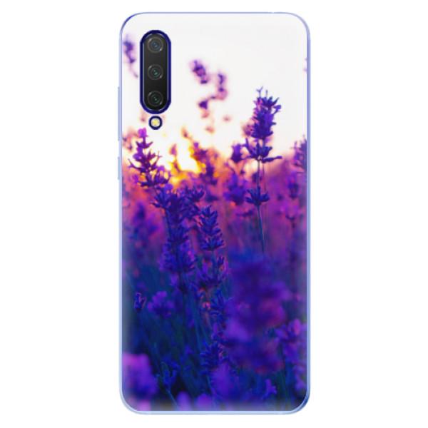 Odolné silikonové pouzdro iSaprio - Lavender Field - Xiaomi Mi 9 Lite