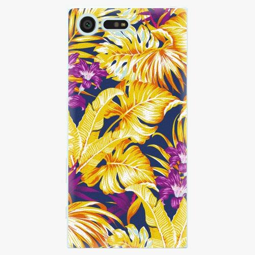 Plastový kryt iSaprio - Tropical Orange 04 - Sony Xperia X Compact