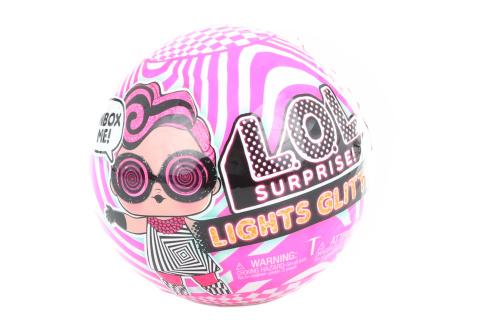 L.O.L light glitter panenka TV 1.9.-31.12.2021