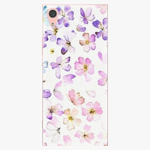 Plastový kryt iSaprio - Wildflowers - Sony Xperia XA1