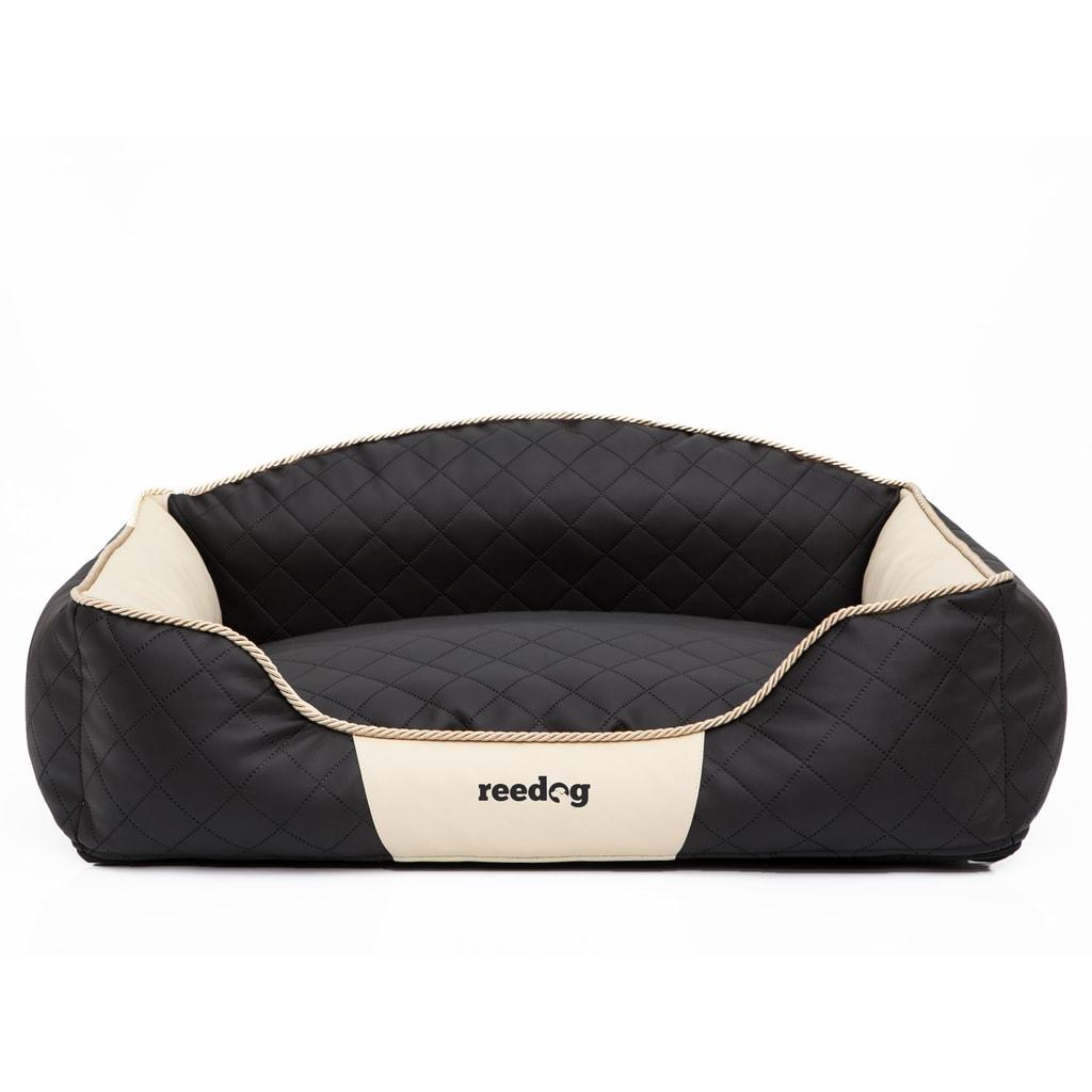 Pelíšek pro psa Reedog Black Sofa - XL