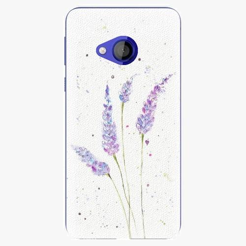 Plastový kryt iSaprio - Lavender - HTC U Play