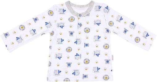 Bavlněné tričko/polo Four - 68 (4-6m)