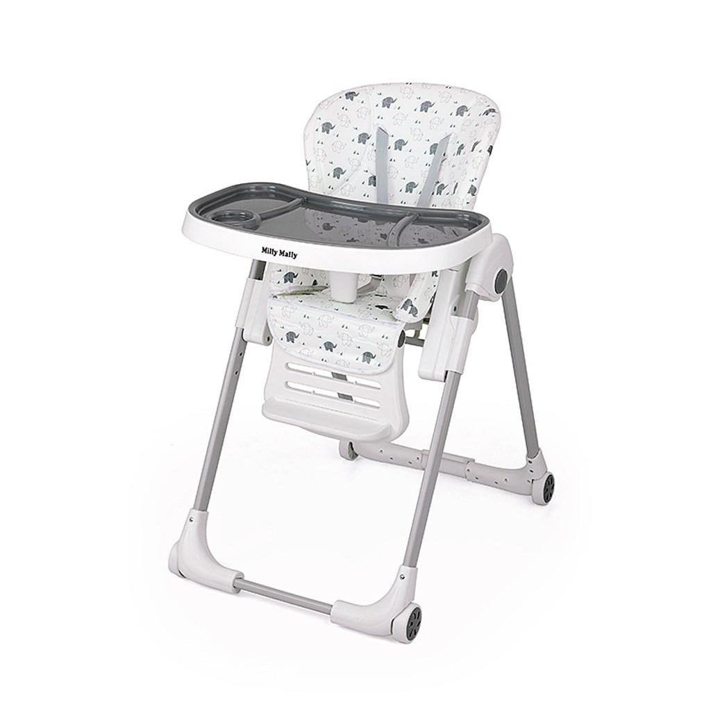 Jídelní židlička Milly Mally Milano