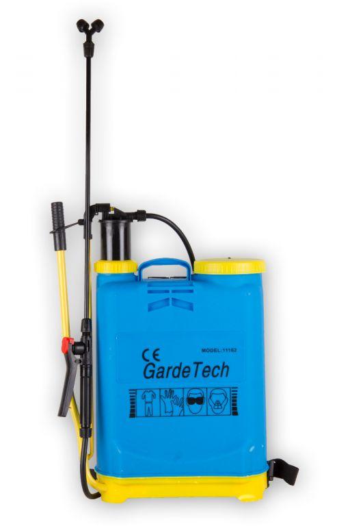 Postřikovač zahradní GardeTech 16l 11162 tlakový
