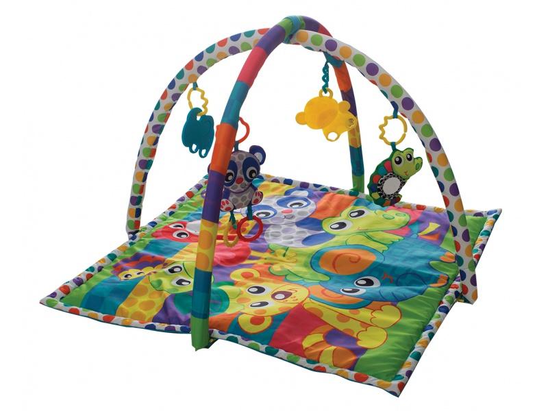 Playgro - Hrací deka se zvířátky