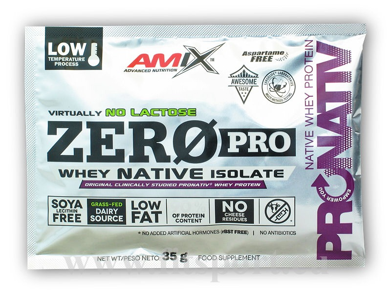 ZeroPro Protein 35g