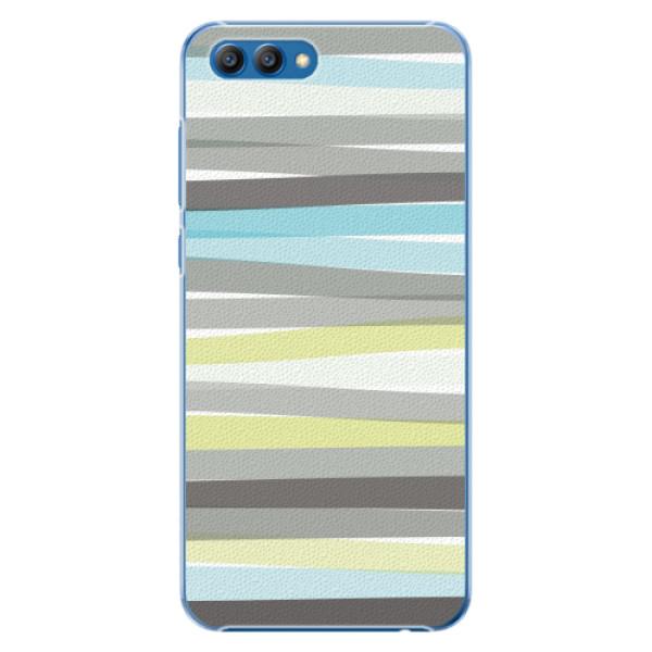 Plastové pouzdro iSaprio - Stripes - Huawei Honor View 10