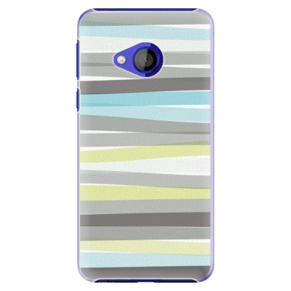 Plastové pouzdro iSaprio - Stripes - HTC U Play