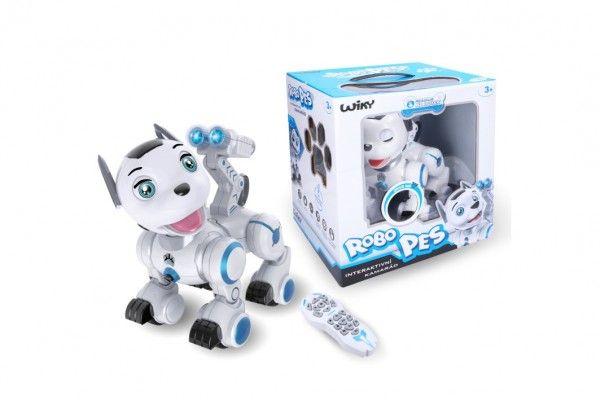 Robotický pes - 21 cm