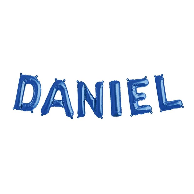 Nafukovačka - Daniel