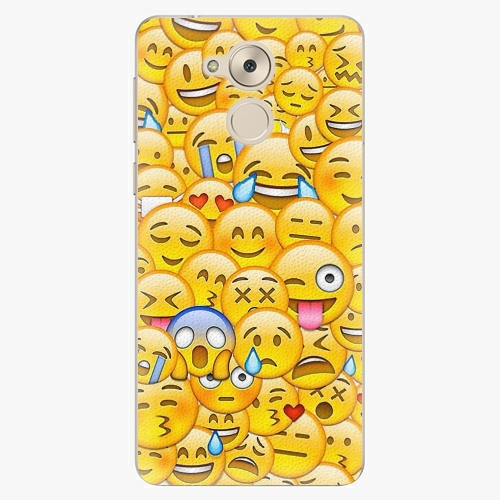 Plastový kryt iSaprio - Emoji - Huawei Nova Smart