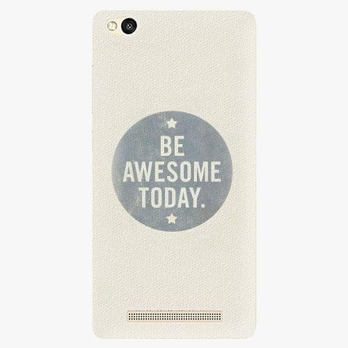 Plastový kryt iSaprio - Awesome 02 - Xiaomi Redmi 3