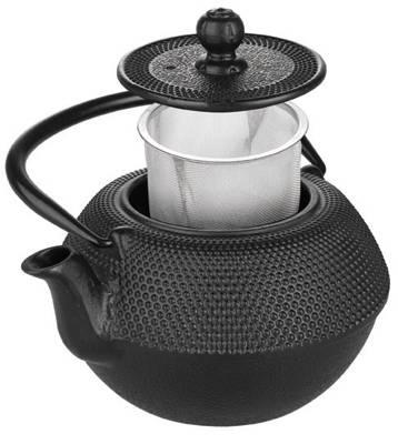 Konvice na čaj litinová NEGRO 0,3l