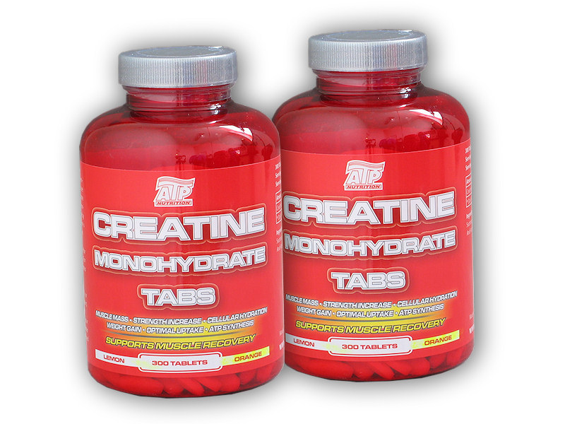 ATP Creatine Monohydrate 300tb + 1x ZDARMA