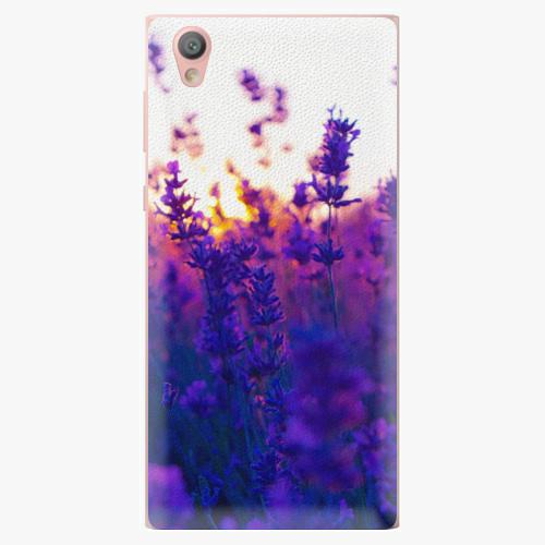 Plastový kryt iSaprio - Lavender Field - Sony Xperia L1