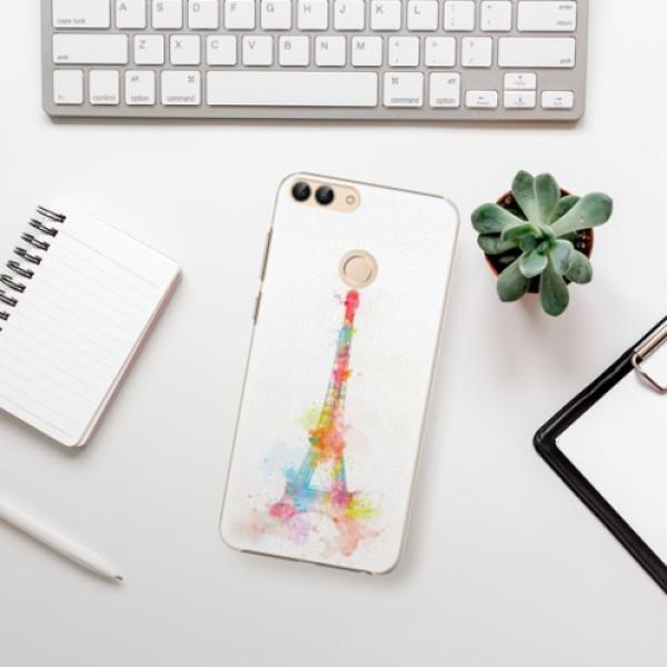 Plastové pouzdro iSaprio - Eiffel Tower - Huawei P Smart