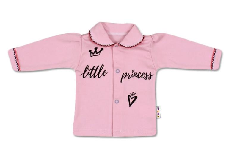 Baby Nellys Bavlněná košilka Little Princess