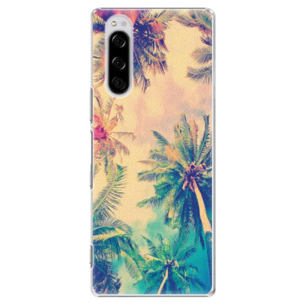 Plastové pouzdro iSaprio - Palm Beach - Sony Xperia 5